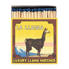 Llama Luxury Matches