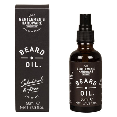 Beard Oil - annabeljames