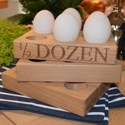 Egg Holder - 1/2 Dozen - annabeljames