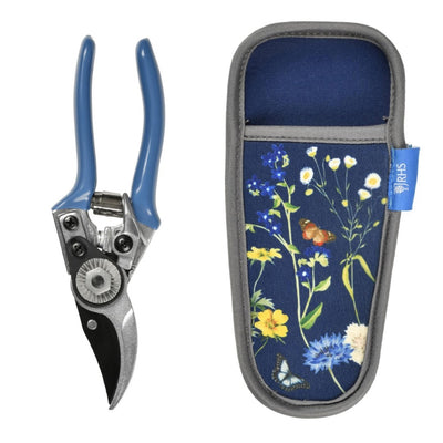 British Meadow Pruner and Holster Set