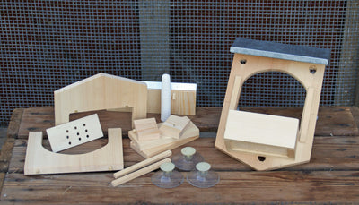 Build Your Own Bird Feeder