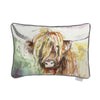 Bruce Highland Cow Cushion