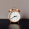 Charlie Bell Alarm Clock - Radial Copper