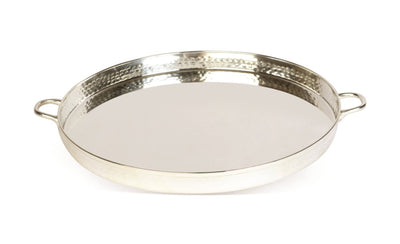 A Silver Plated Serving Tray
