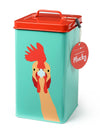 Storage Tin - Chicken - annabeljames
