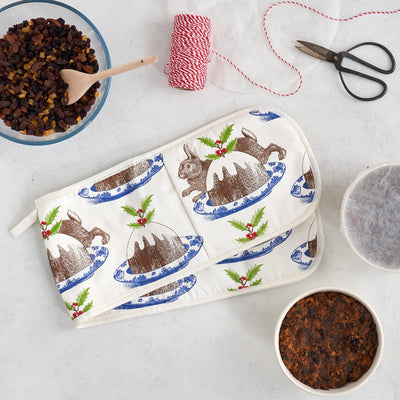Christmas Pudding Oven Glove