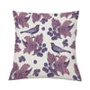 Blackbird and Bramble  Cushion - annabeljames