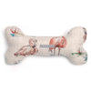 Dog Bone Toy Flamingo - annabeljames