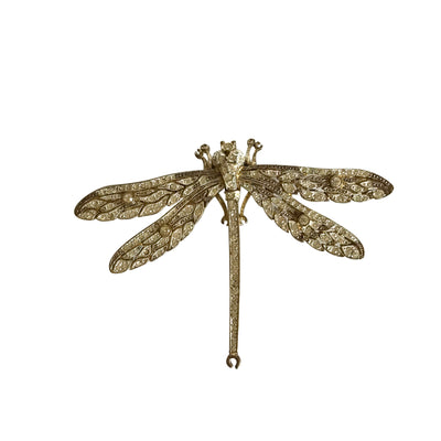 A Vintage Dragonfly Brooch - annabeljames