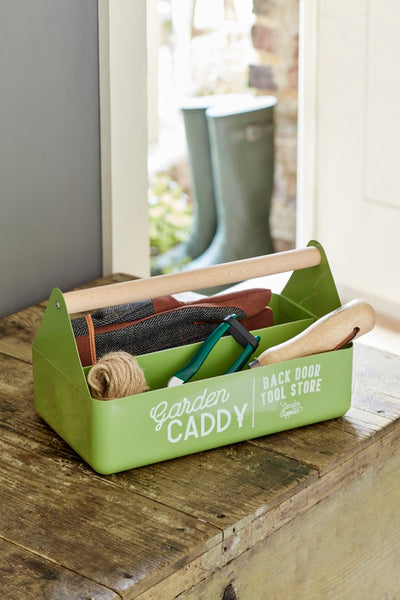 Garden Caddy - Gooseberry Green