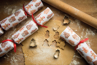 Gourmet Gingerbread Delight Crackers - annabeljames