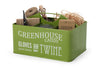 Greenhouse Caddy, Lime Green - annabeljames