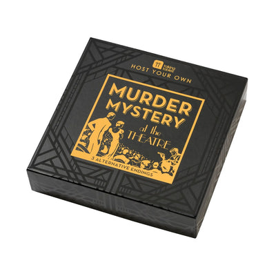 Murder Mystery at The Theatre Game