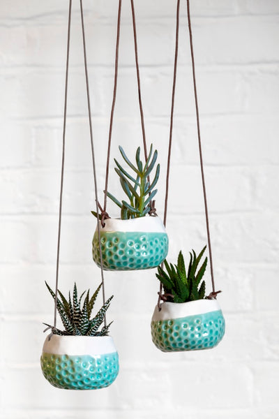Hanging Pot Trio
