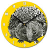 Hedgehog Clock - annabeljames