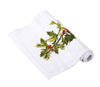 Holly and Berry Festive Table Runner