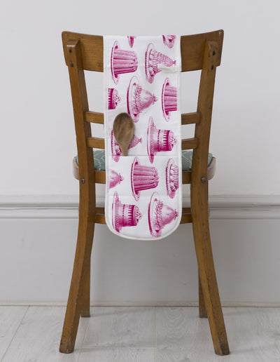 Jelly and Cake Oven Glove