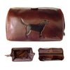 Bag - Washbag, Labrador - annabeljames