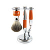 Shaving Set - Orange - annabeljames