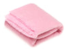 Luxury Mohair Throw - Soft Rose