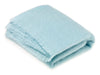 Luxury Mohair Throw - Duck Egg Blue