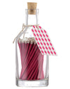 Matches Bottle - Pink - annabeljames