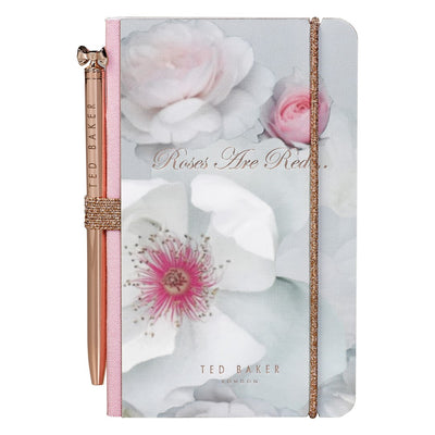 Mini Notebook and Pen - annabeljames