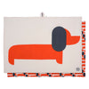 Orla Kiely Dachshund Tea Towels - Set of 2
