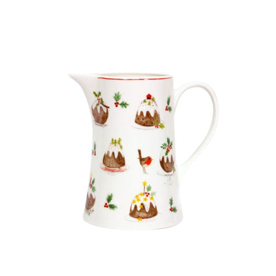 Christmas Pudding Jug