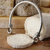 Polished Knot Cheese Wire - annabeljames