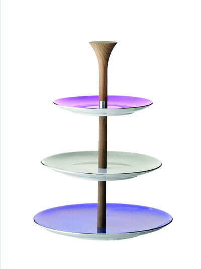Polka Tiered Cake Stand - annabeljames