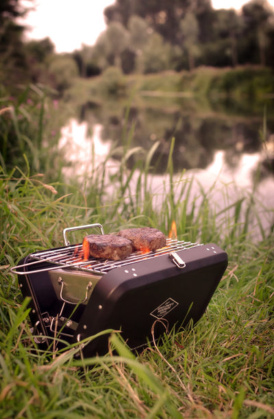 Portable Barbecue - annabeljames