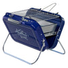 Portable Barbecue, Blue - annabeljames