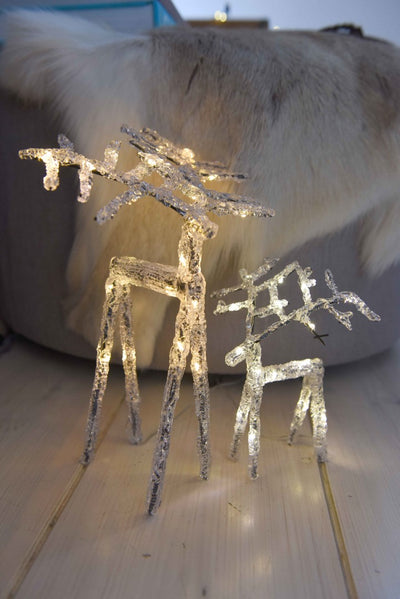 Reindeer LED Lights
