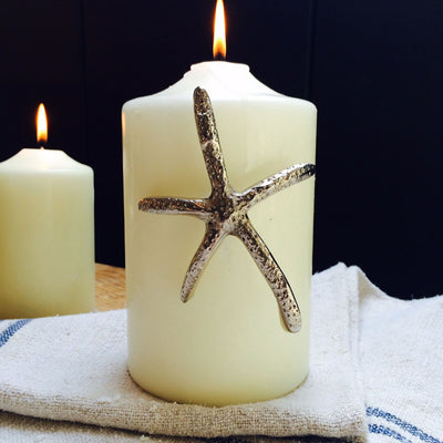 Candle Pin - Starfish - annabeljames