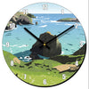 Seaside Clock - annabeljames