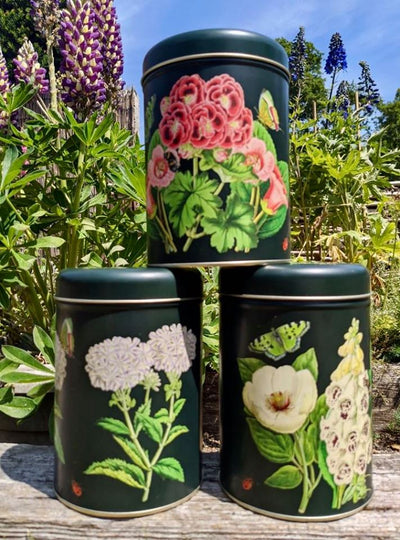 A set of 3 Botanical Caddies