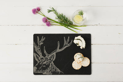 Cheese Board - Stag