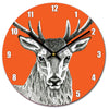 Stag Clock - annabeljames