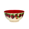 Emma Bridgewater Strawberries Bamboo Bowl