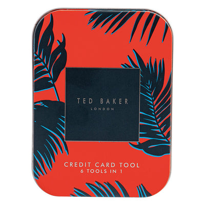 Ted Baker Credit Card Tool