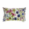 Thistles Floral Cushion - annabeljames
