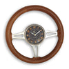 Classic Steering Wheel Wall Clock
