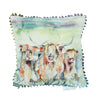 Highland Cow Cushion, Arthouse