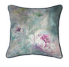 Rose Moonstone Velvet Cushion