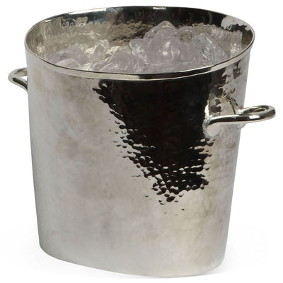 A Silver Plated Wine Cooler