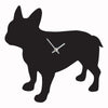 French Bulldog Clock - annabeljames