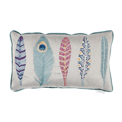 Couture Silk Cushion - annabeljames