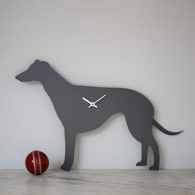 Dog Clocks with Wagging Tail