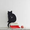 Cat Clock - annabeljames